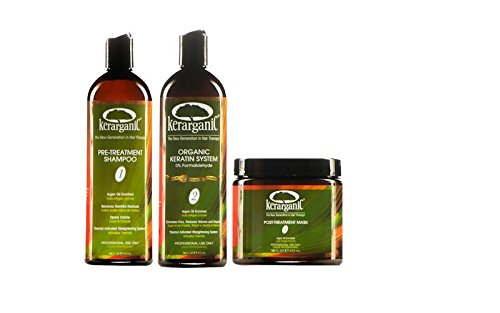 Keratin Treatment Set by KERARGANIC