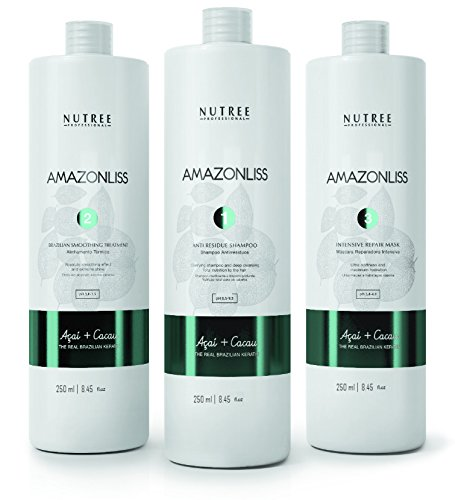 Amazonliss Brazilian Keratin Kit
