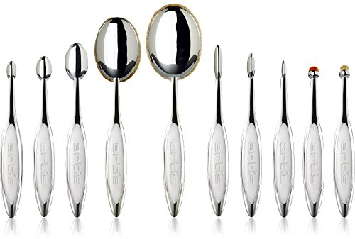 Artis Elite Oval Makeup Brush Set
