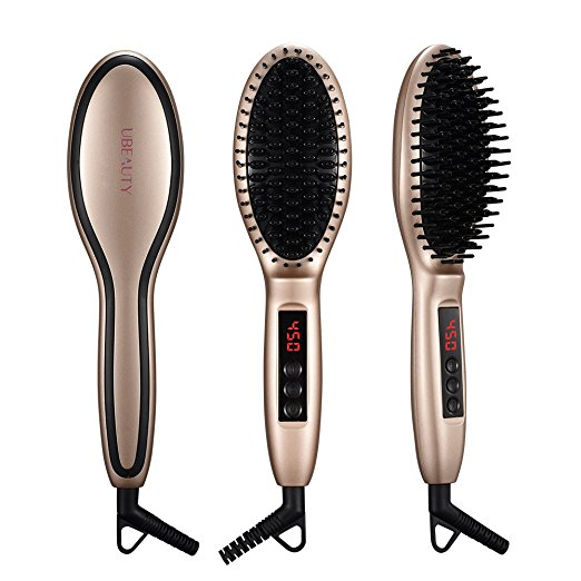 UBeauty Hair Straightening Brush - Best Black Friday and Cyber Monday Deals