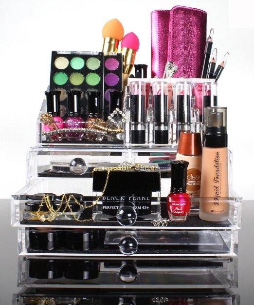 Acrylic Makeup Organizer - Best Makeup Organizers