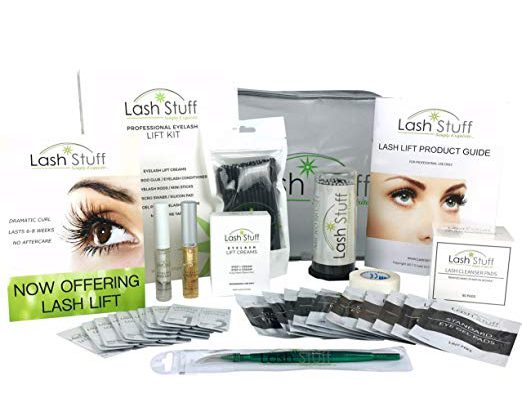 best eyelash perm kit