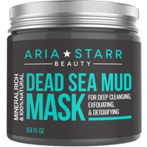 Aria Starr Deep Sea Mud Mask - Best Blackhead Remover