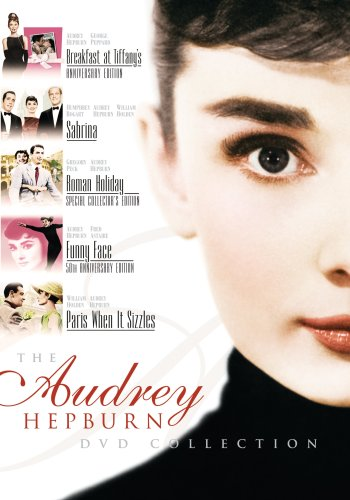 Audrey Hepburn DVD Collection - Best Valetines Day Gift for her 2017