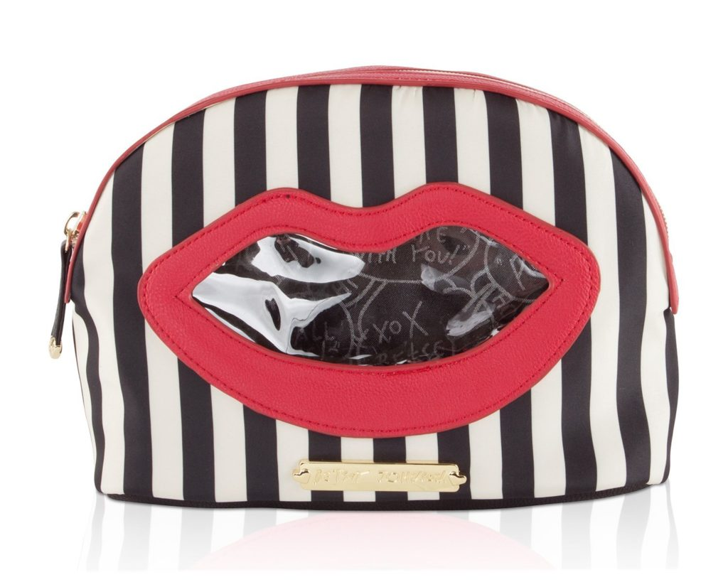 Betsey Johnson Makeup Bag - Best Valentines Day Gifts For Her 2017