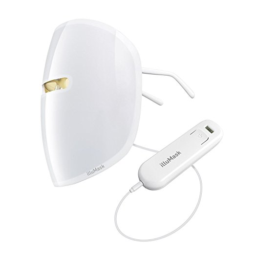 IlluMask Acne Light Therapy Mask - Best Acne Light Therapy Mask