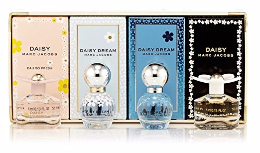 Marc Jacobs Mini Perfume Set - Best Valentines Day Gifts For Her 2017
