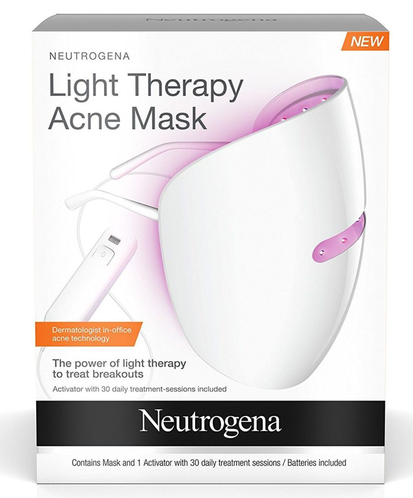 Neutrogena Light Therapy Acne Mask - Best Light Therapy Acne Mask
