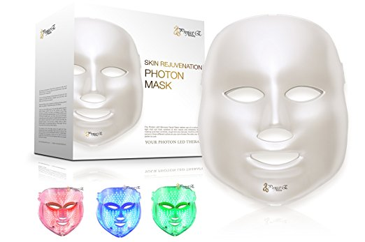 Project E Beauty Acne Light Therapy Mask - Best Light Therapy Mask