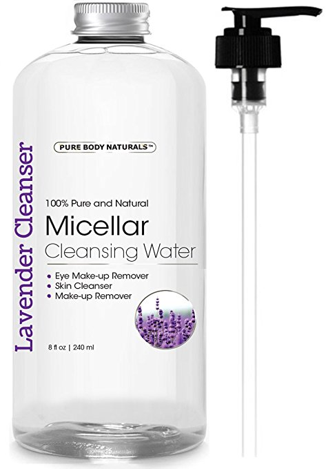 Pure Body Naturals Micellar Water