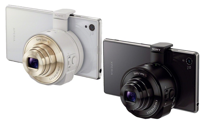 Sony Smartphone Attachable Lens - Best Valentines Day Gifts for Her 2017