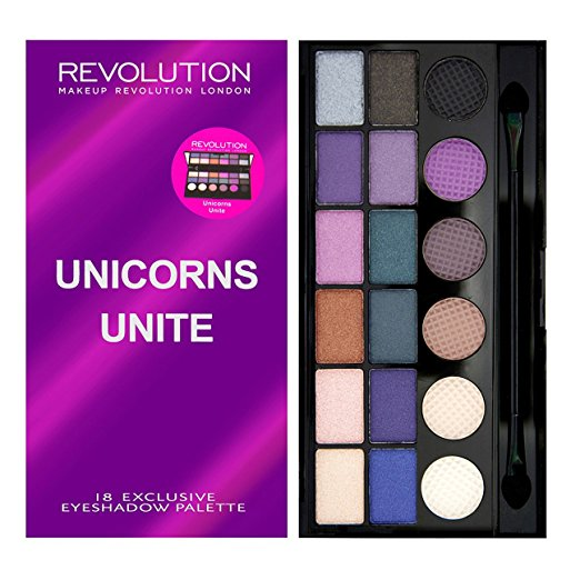Unicorns Unite Eyeshadow - Best Unicorn Makeup