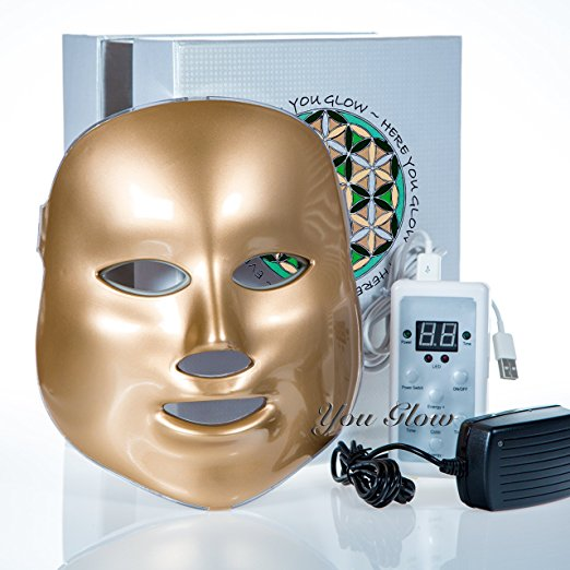 You Glow Acne Light Therapy Mask - Best Light Therapy Acne Mask