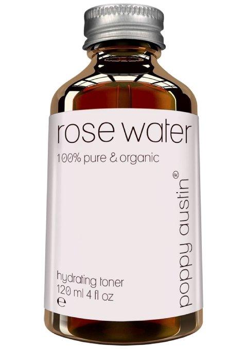 Pure Rose Water Facial Toner