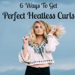 Heatless Curls- Heatless Curls