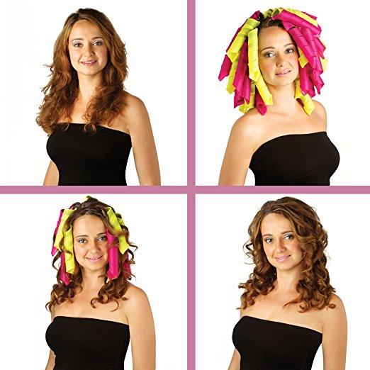 Curlformers- Heatless Curls