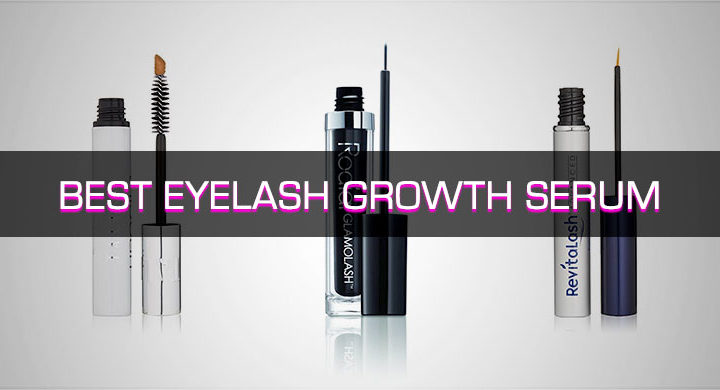 Best Eyelash Growth Serum Featured