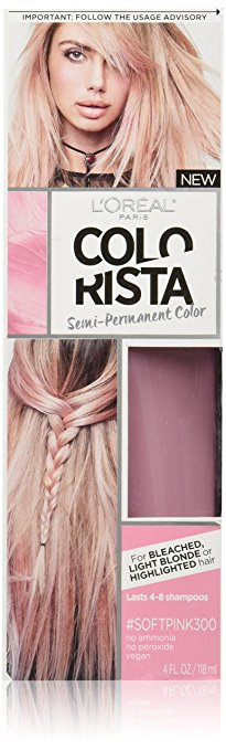 Colorista Temporary Hair Color