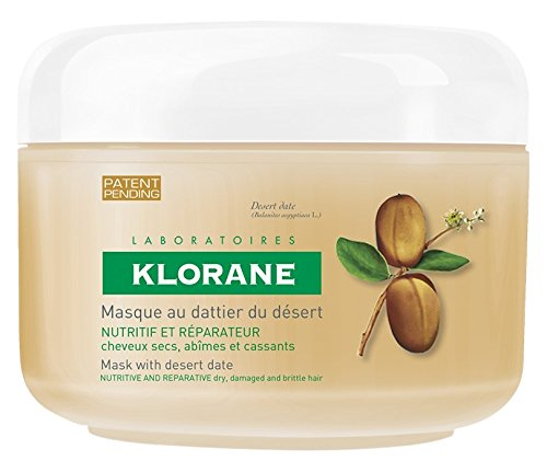 Klorane Mask With Desert Date - Best Hair Treatment For Damaged Hair