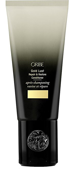 ORIBE Gold Lust Repair & Restore Conditioner - Best Hair Treatment For Damaged Hair