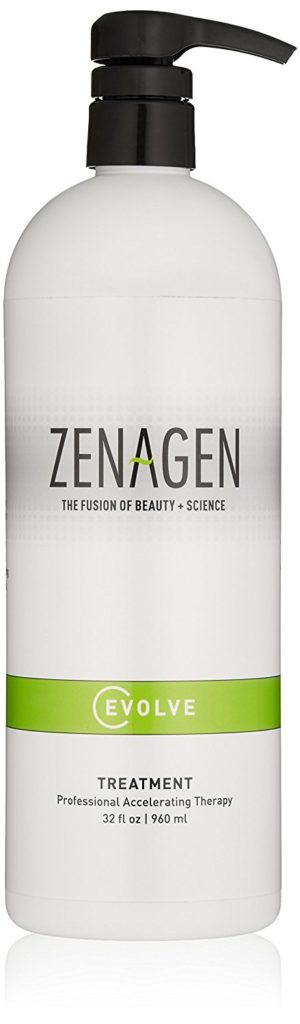 Zenagen Evolve Unisex Hair Treatment - Best Hair Treatment for Damaged Hair