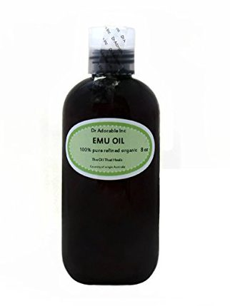 Australian Emu Oil by Dr. Adorable  Review
