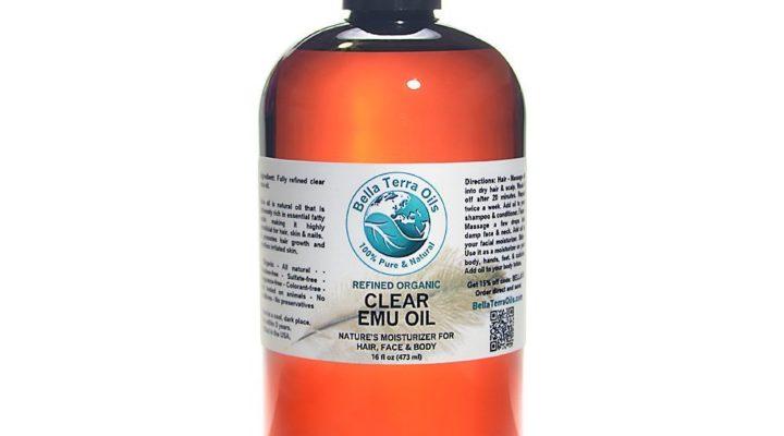 Ultra Clear Emu Oil - Emu Oil Reviews