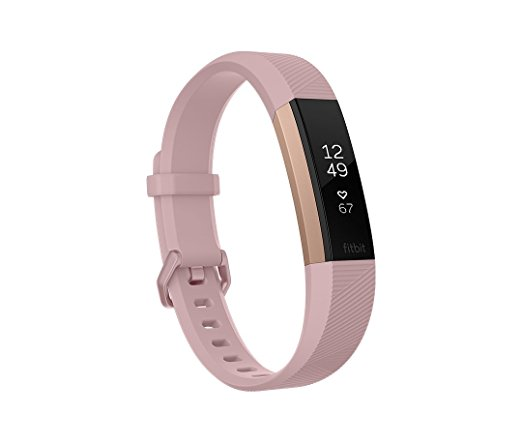 Fitbit Altra HR - Stylish Fitness Trackers