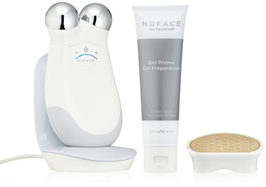 NuFace Trinity With Wrinkle Reducer Attachment