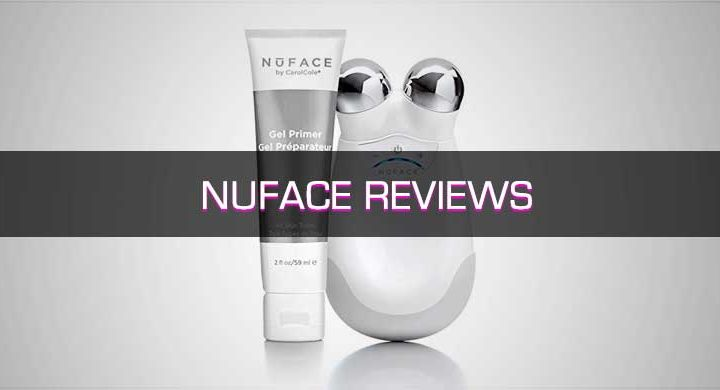 NuFace Trinity and Mini Reviews