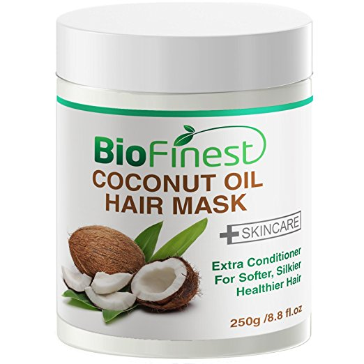 Biofinest Coconut Oil Hair Mask