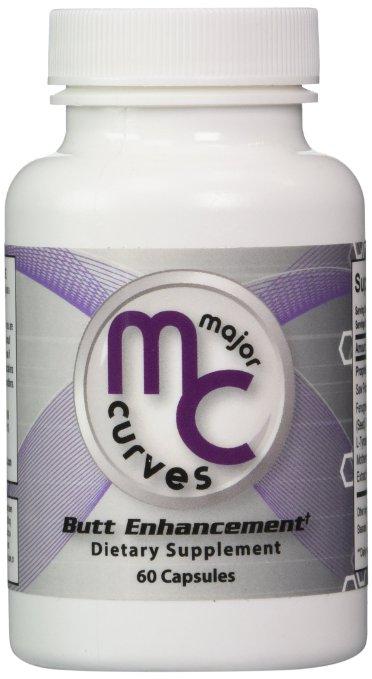 Major Curves Butt Enhancement Enlargement Capsules