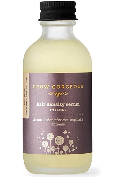 Grow Gorgeous - the overall best hair growth serum