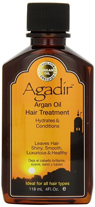 best argan oil hair treatment