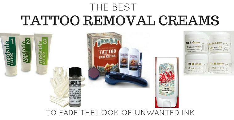 Best Tattoo Removal Cream Reviews Oct 2019