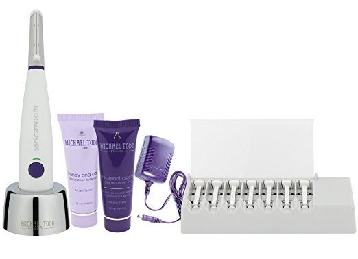 Michael Todd Sonicsmooth Dermaplaning At Home Kit