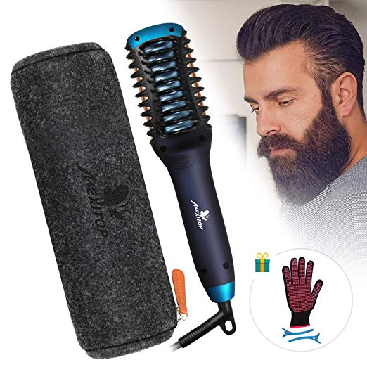 beard hair straightener