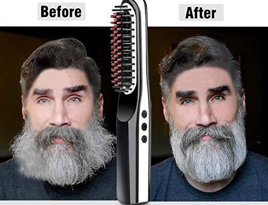 Suntee beard straightener