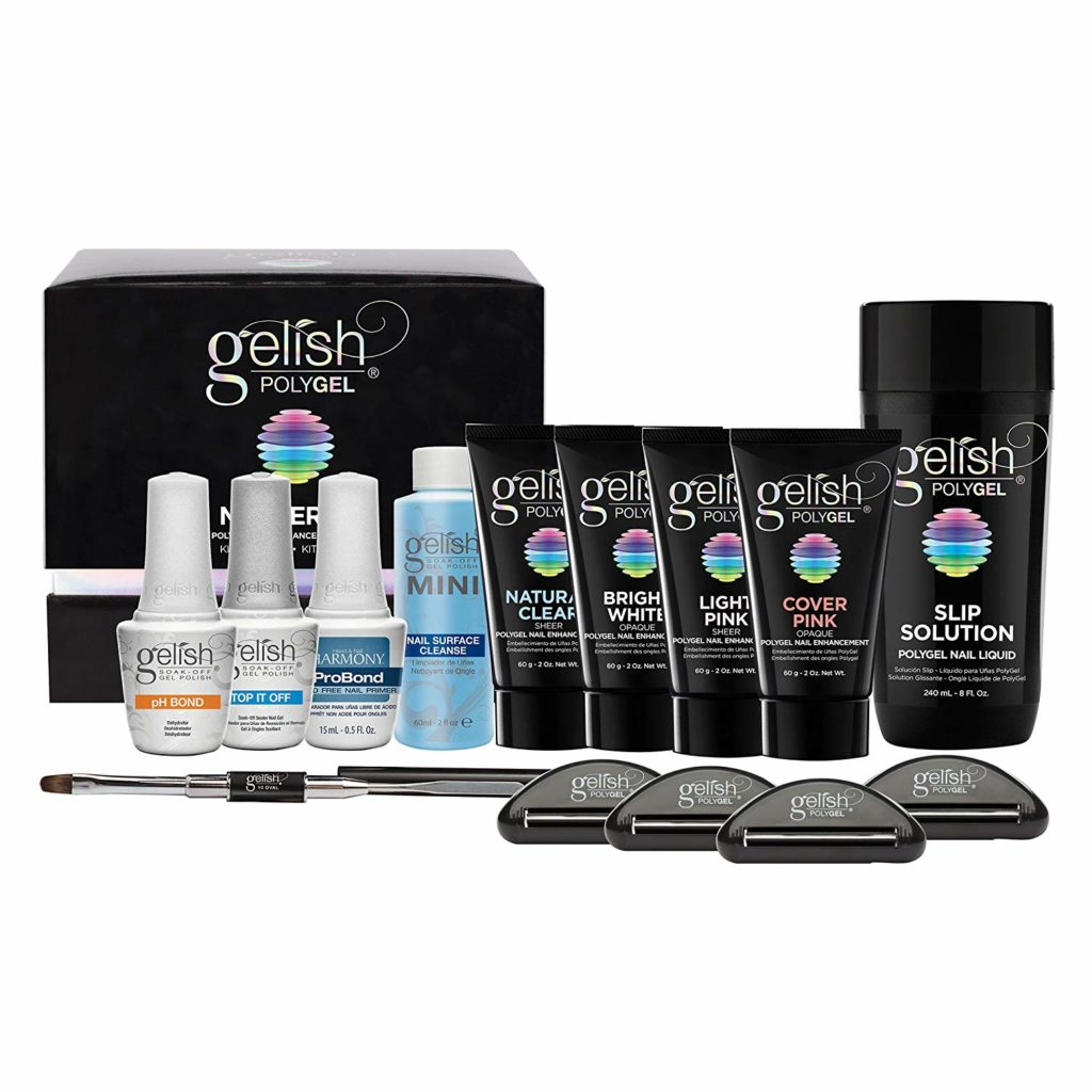 gelish polygel kit