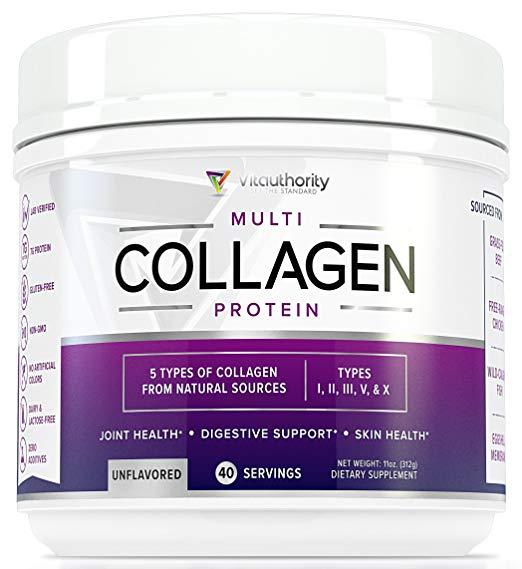 best collagen peptides powders