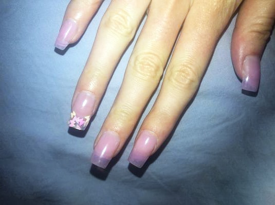 My results with a polygel nail kit